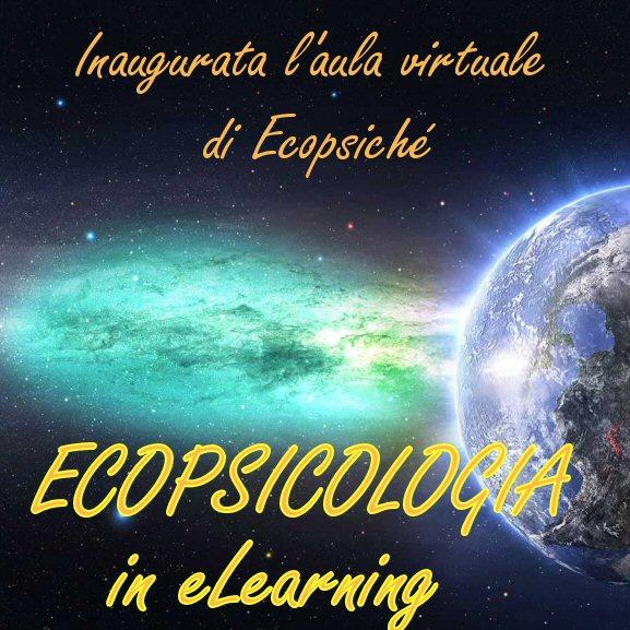 L'aula eLearning di Ecopsiché