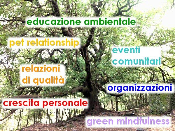 7 vie per l'Ecopsicologia